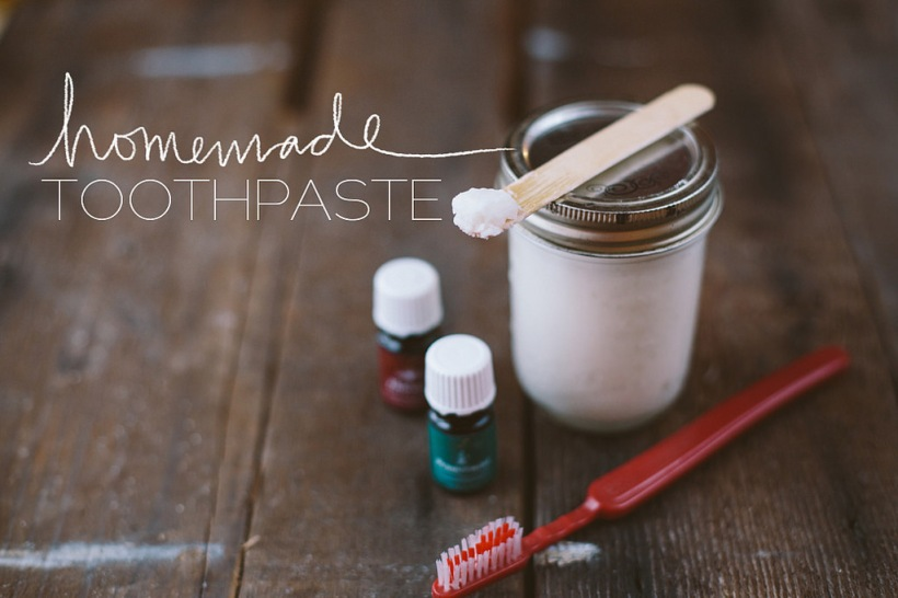 coconut toothpaste